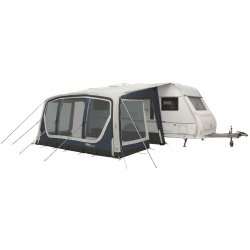 Outwell Tide 440SA Tent with air channels with a depth of 3 meters