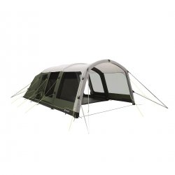 Outwell Birchdale 6PA, one 6-person family tent with air channels instead of poles.