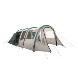 Easy Camp Arena Air 600 6-person Family Tent with air tubes.