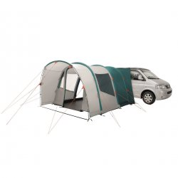 Easy Camp Guard Air, a car tent with air ducts for cars, vans and smaller motorhomes.