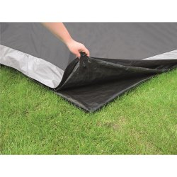 Floor protection for the Easy Camp Base Air 500 family tent