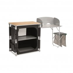 Outwell Padres Kitchen counter with side table