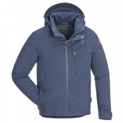 Pinewood Finnveden Hybrid outdoor jacket for children. A durable jacket for play, hiking, fishing and camping.