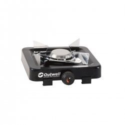 Camping stove for single-use bottles with thread (ex primus) with a powerful burner (3800W).