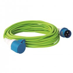 Outwell Extension cable / joint 15 m CEE connectors male / female