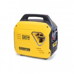 Champion 2200 W Inverter Generator - The Mighty Atom