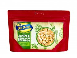 Freeze-dried apple and cinnamon porridge from the Blue Band