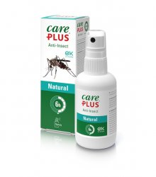 Care Plus Natural Anti-insect 60 ml