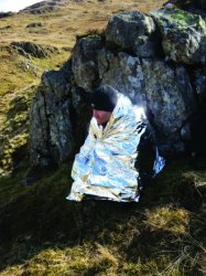Survival blanket