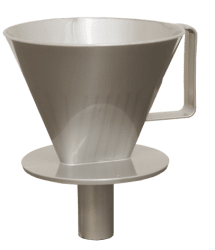 Coffee filter holder No 4