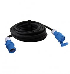 15 m Connecting cable for caravans and mobile homes from Smart Living.