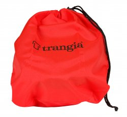 Storage bag with drawstring for your storm kitchen from Trangia. Fits kitchen from series 27.