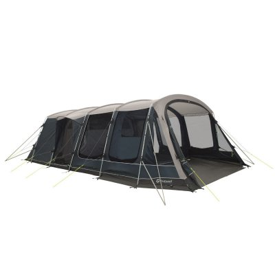 Outwell Vermont 7P glamping family tent for 7 people.