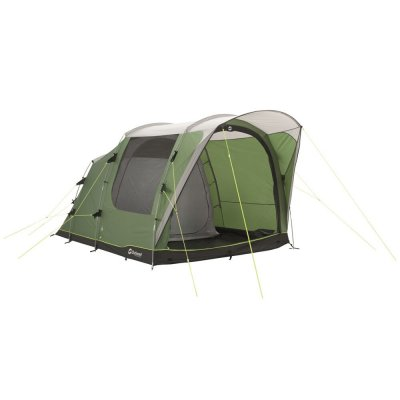 Outwell Franklin 3 is a family tent for the couple or the smaller family with standing height, large windows and rain-protected