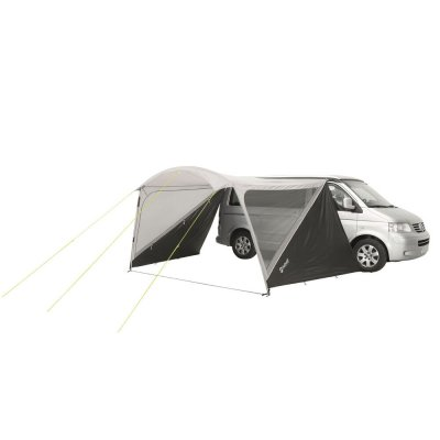 Universal sunroof with protected sides for vans, cars and minibuses with a height of 180-205 cm.