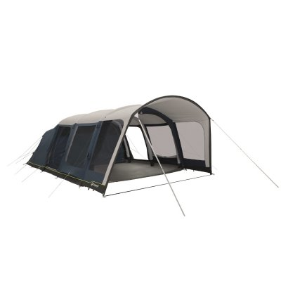 Family Tent for 6 persons with cotton flysheet for the best climate in the tent.