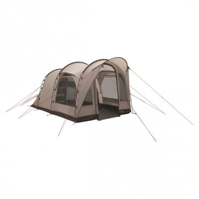 Robens Cabin 400 is a durable and pack-friendly tent for the active family.