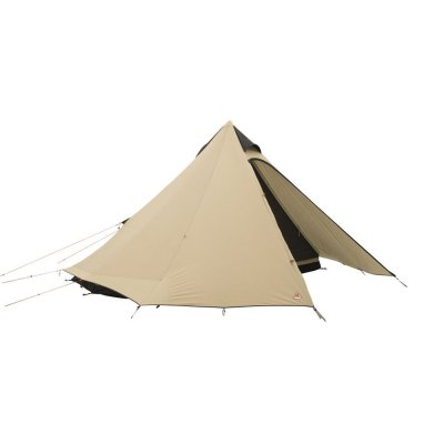 Robens Fairbanks Grande tipi-tent for 7-persons with cotton cloth.