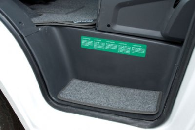 Ducato Step Mat