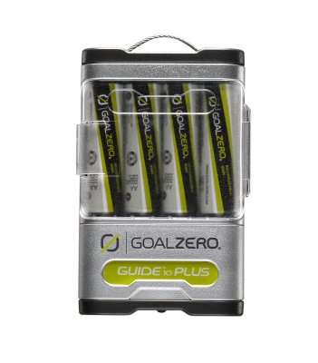 Battery charger for charging AA or AAA batteries via USB. Can also be used as a power bank.
