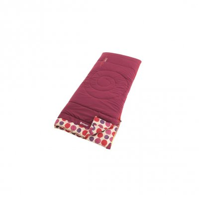 Outwell Circles Kids Berry Baby Sleeping Bag