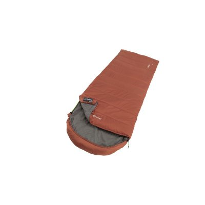 Outwell Canella Lux is a pack friendly and warm sleeping bag.