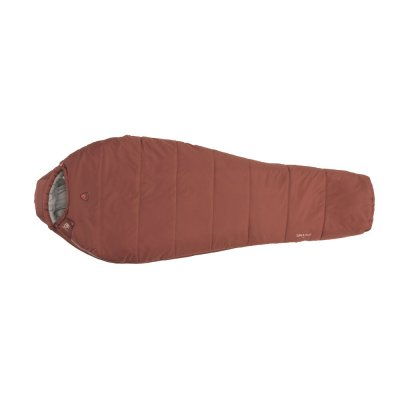 Robens Spire II Short is a warm pack-friendly sleeping bag for hiking and outdoor life. A shorter sleeping bag for you up to 175
