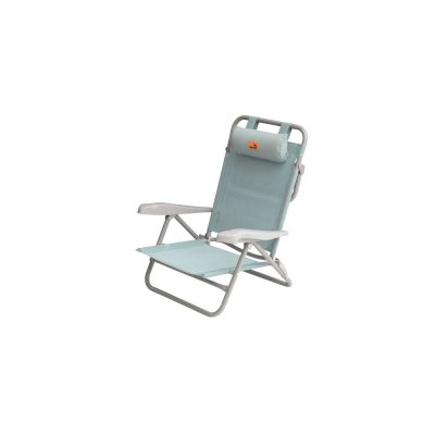 Easy Camp Breaker Beach chair with folding backrest.