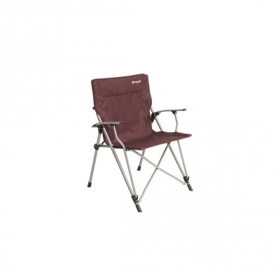 Outwell Goya Camping Chair Claret