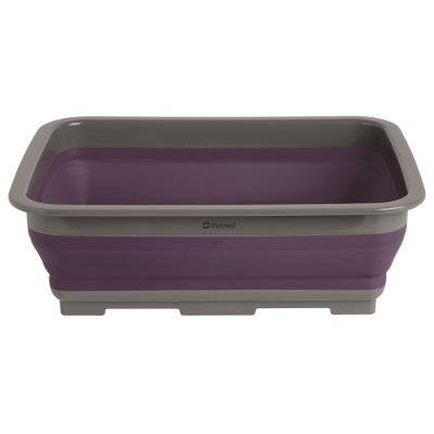 Outwell Collaps Wash Bowl Plum
