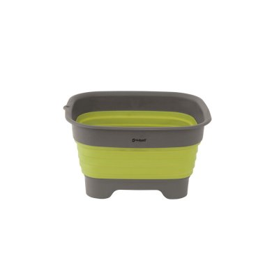 Outwell Collaps Wash bowl with drain Green