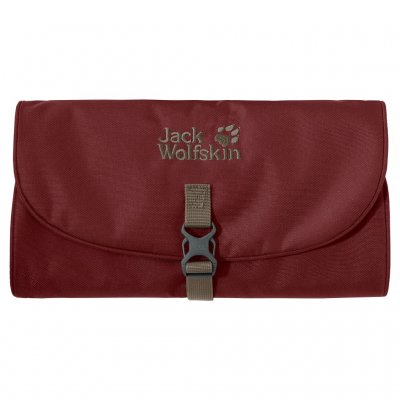 Jack Wolfskin Waschsalon Toilet Bag Redwood