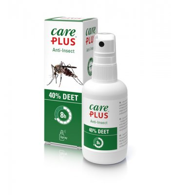 Care Plus DEET 40% Anti-insect 100 ml