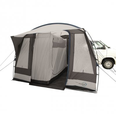 Indoor tent with two beds for Easy Camp Wimberly car tent.