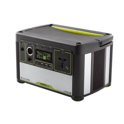 Goal Zero Yeti 400 Lithium Power Station