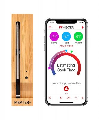 Meater + Wireless BBQ Thermometer