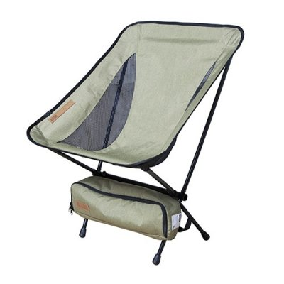 Nigor Sparrow Lightweight chair Light green
