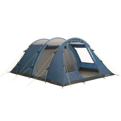 Outwell Aspen 500 family tent for five people with standing height.