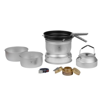 Trangia storm kitchen 25-4 UL with alcohol burner