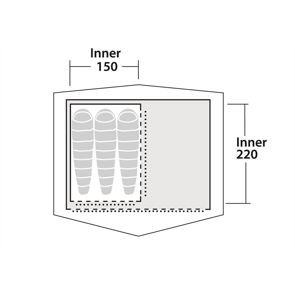 Robens Prospector Inner Tent L | GetCamping